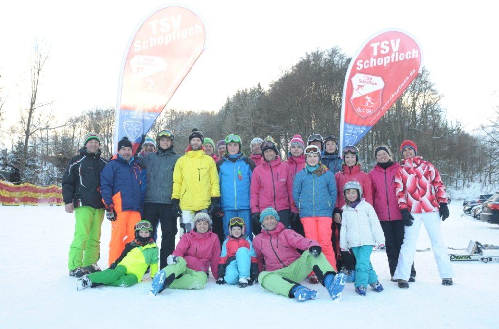 Skikurs/ Snowboardkurs 14. + 15. Januar 2017